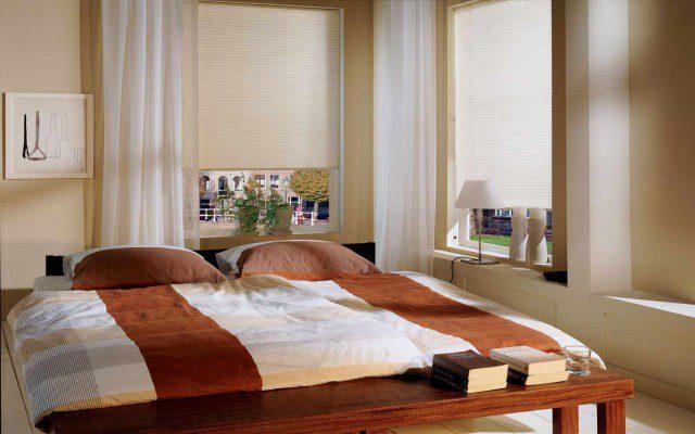 Plain-Pleated-Duette-Bedroom-Blind