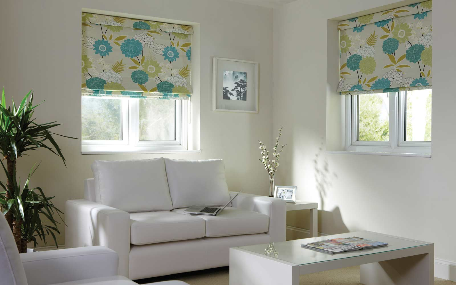 Roman Blinds For Kitchens Roman Blinds Surrey Blinds Shutters