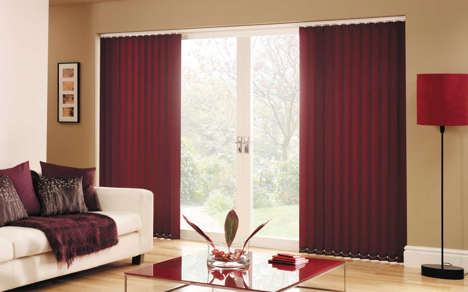 3 For 2 Vertical Blinds Surrey amp Shutters