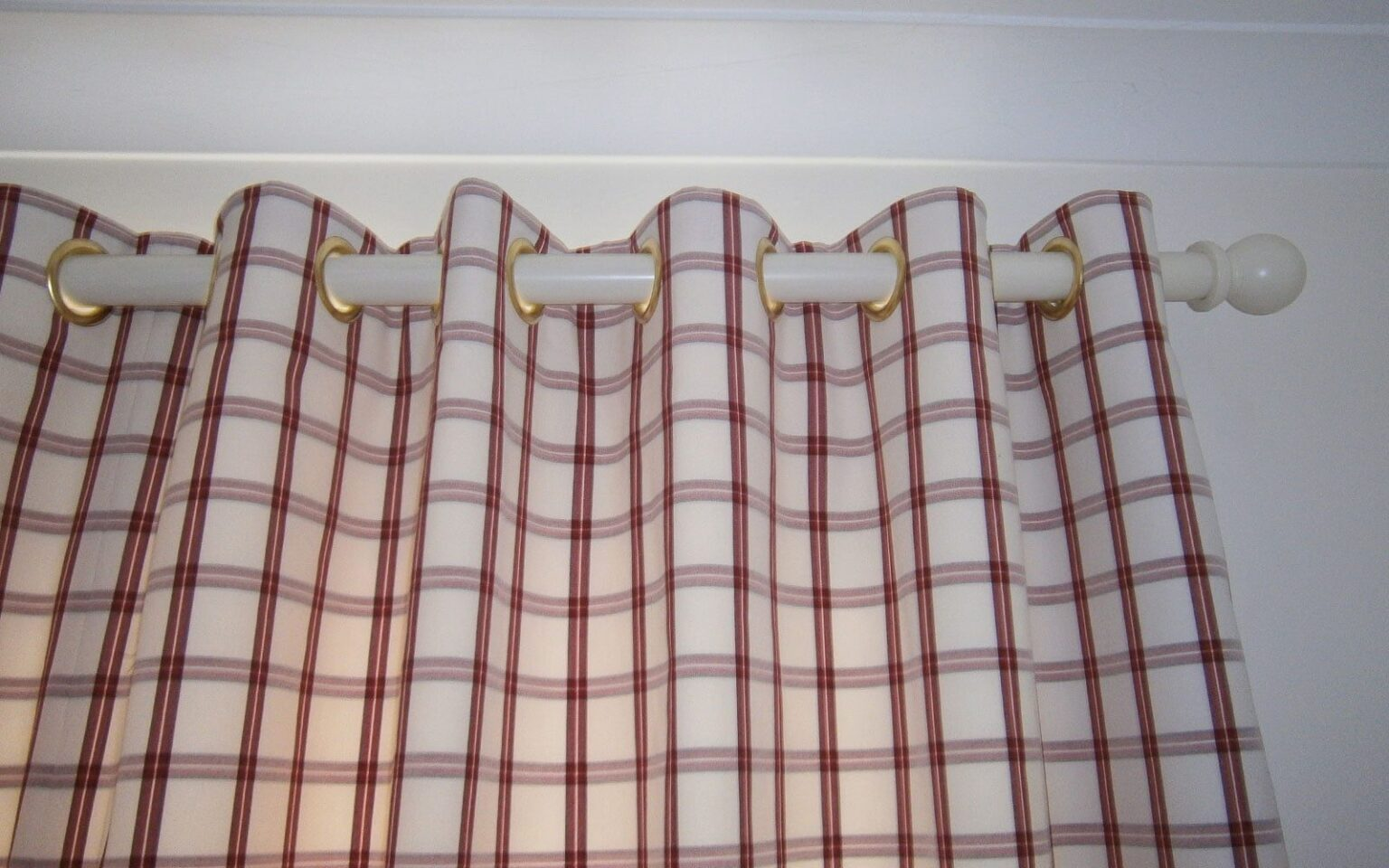 Curtains-Cream-Pole