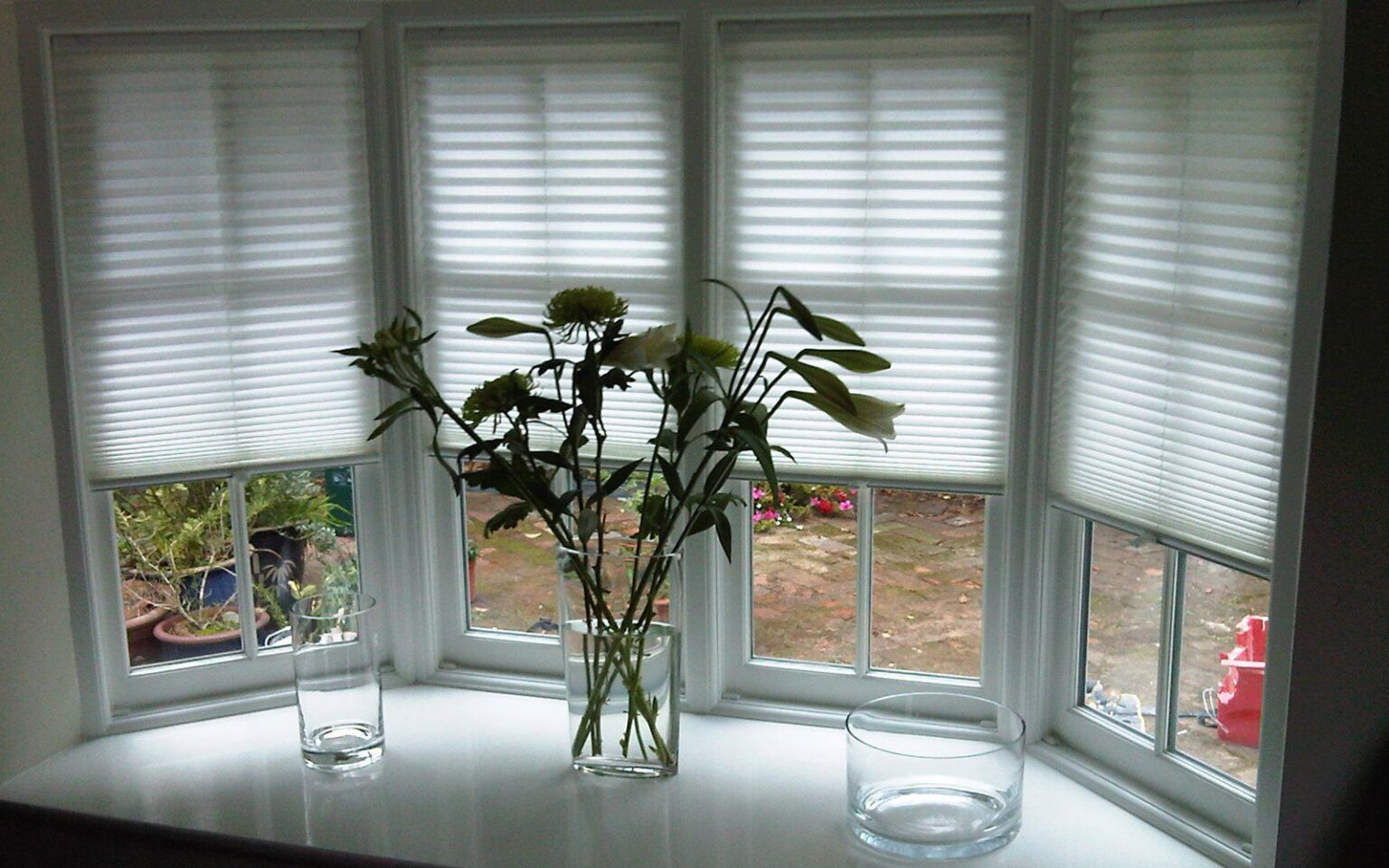 Tensioned-Pleated-Blinds-Bay-Window