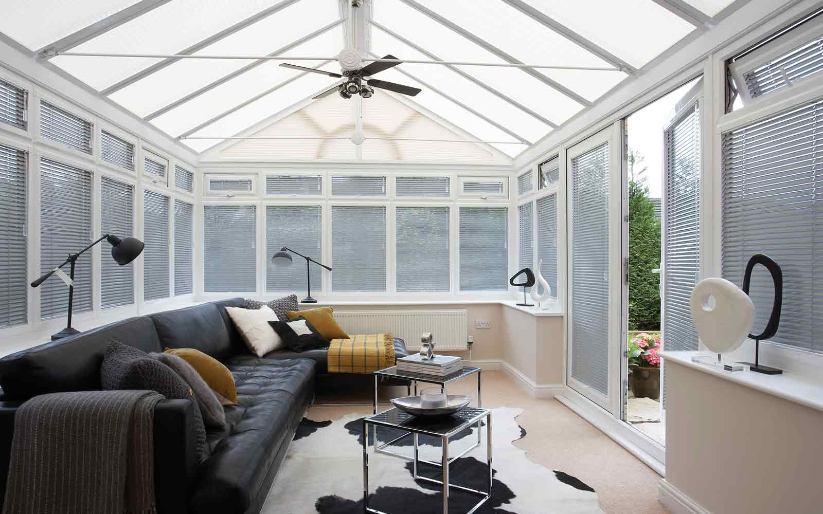 Conservatory Roof Blinds Surrey Blinds Shutters