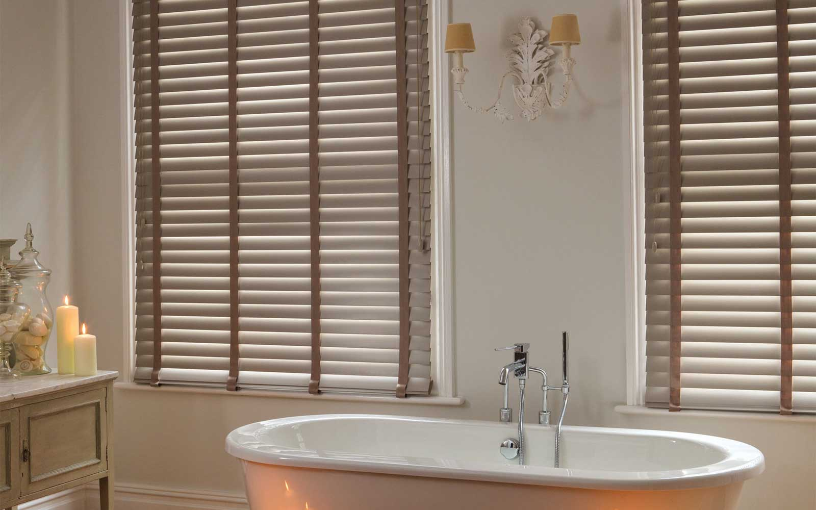 Wooden Venetian Blinds Surrey Blinds Amp Shutters