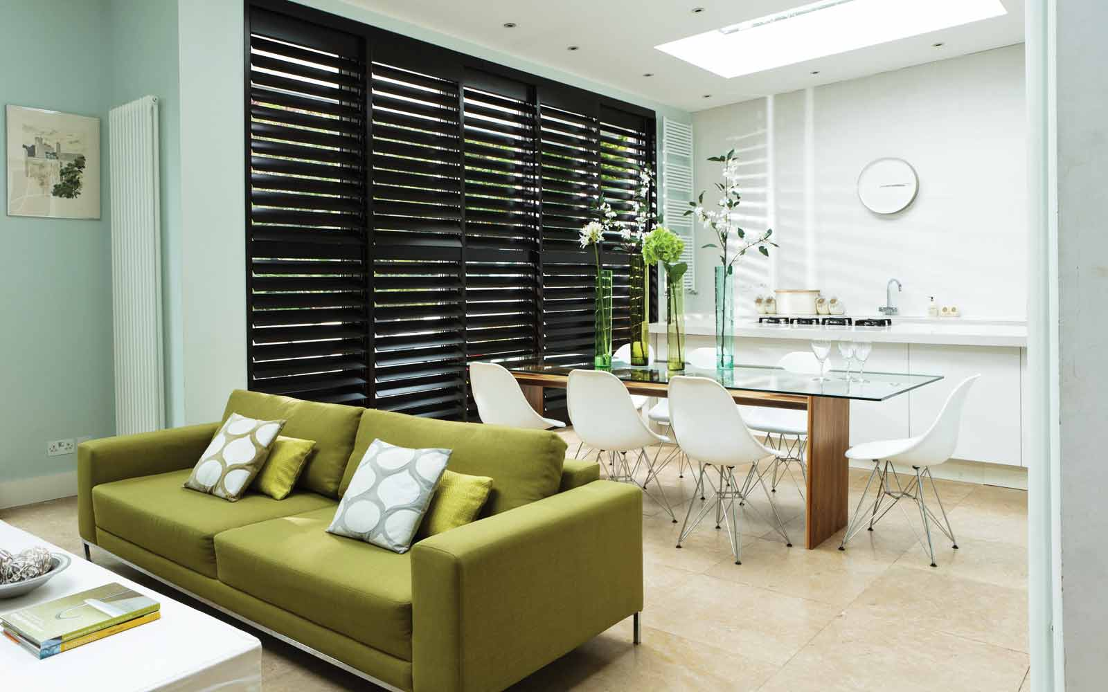 Plantation Shutters - Surrey Blinds & Shutters