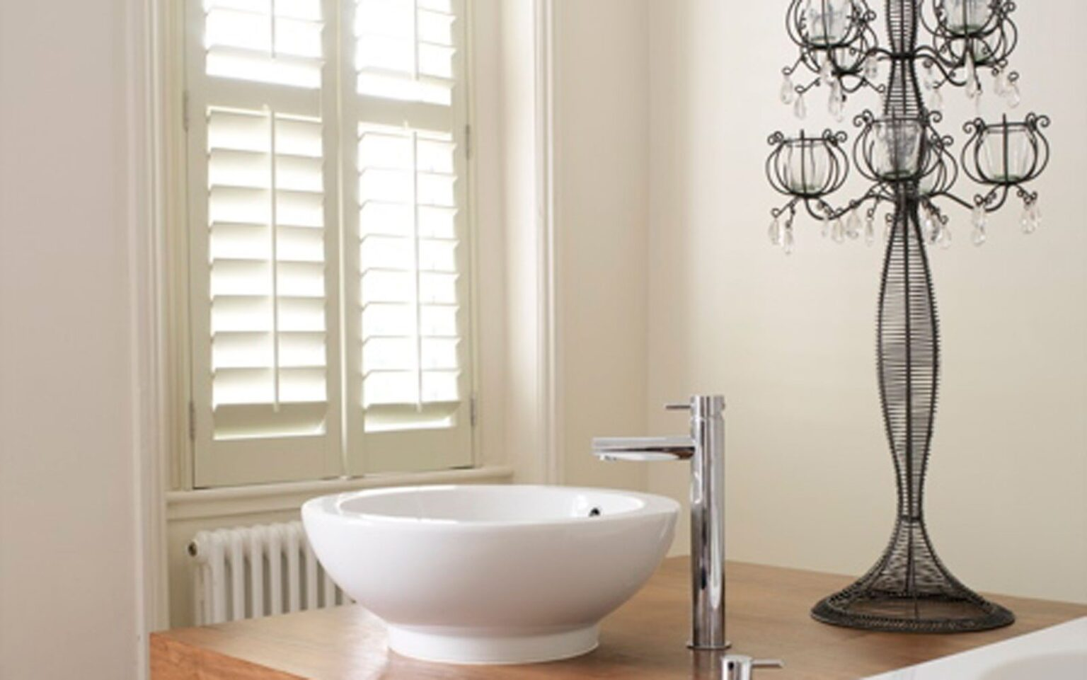 Bathroom shutters surrey blinds amp shutters