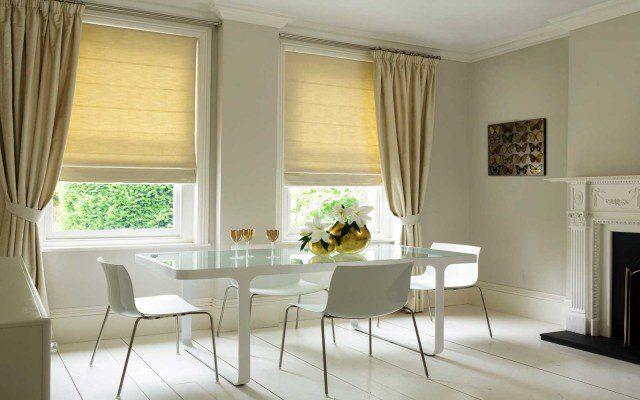 Plain Amp Patterned Surrey Blinds Amp Shutters