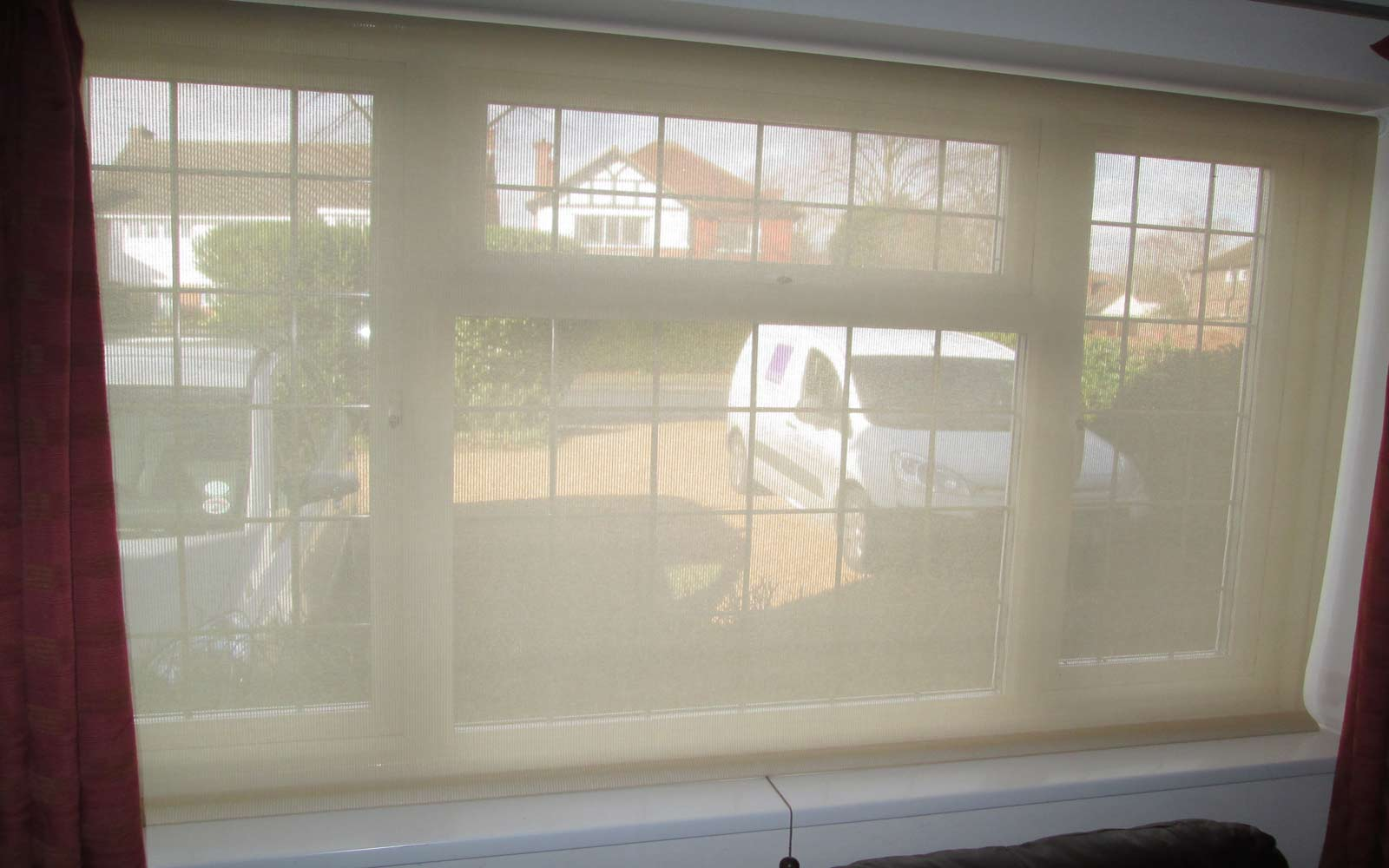 Impressive 23 Voile Blinds Uk For Your Perfect Needs