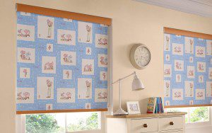 The BFG Roller Blinds