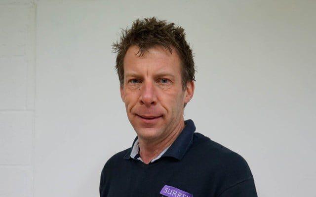 Senior Installer Neil