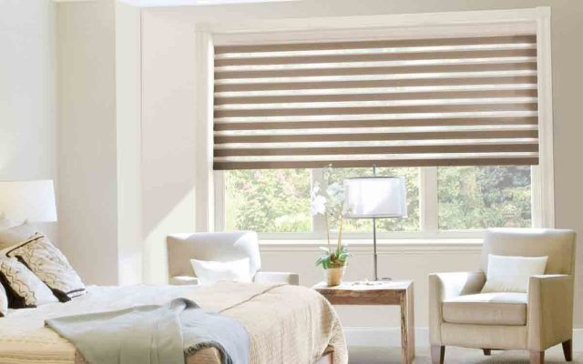 Duo or Zebra Roller Blind