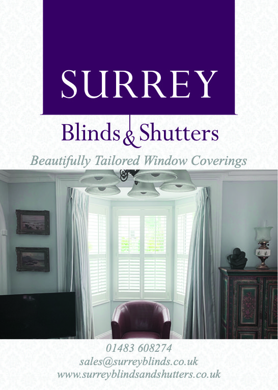 Surrey Blinds and Shutters Brochure