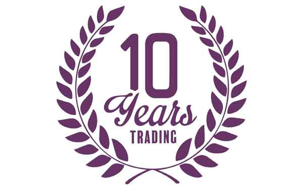 10 Years Trading