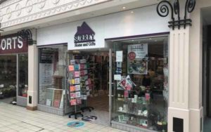 Camberley Store Front