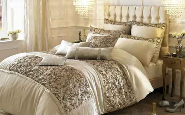Kylie Bedding and Pillows Surrey Home & Gifts