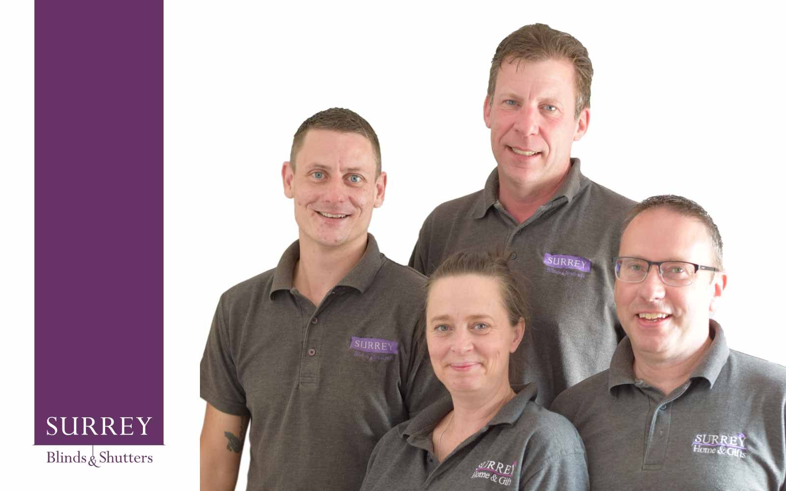 The Surrey Blinds Team