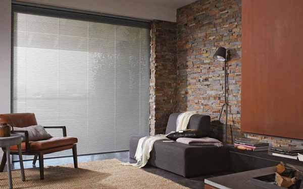 Motorised Aluminium Blinds