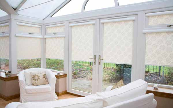 Conservatory Perfect Fit Roller Blinds