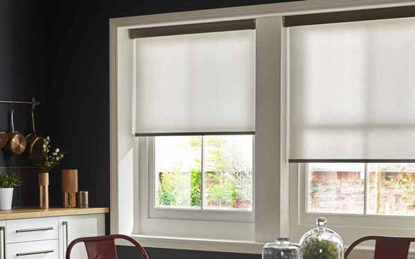 Senses Headrail Roller Blinds