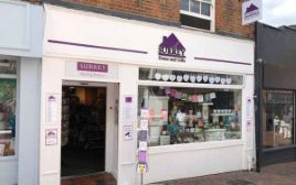 Guildford Store In Swan Lane